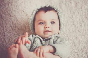 תינוק בבדיקת סקר גנטי מורחב פאנל גנטי מורחב
